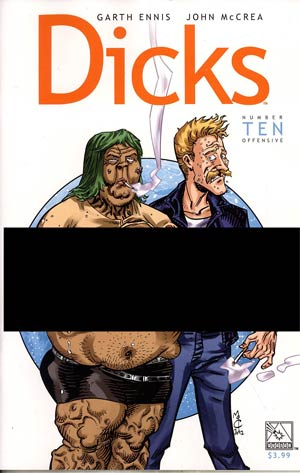 Dicks Color Edition #10 Offensive Cvr
