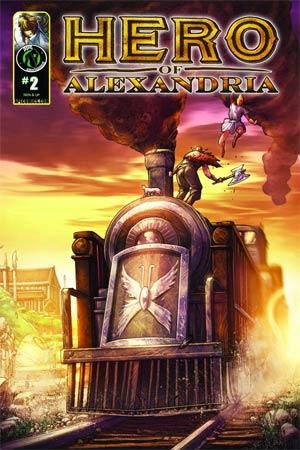 Hero Of Alexandria #2