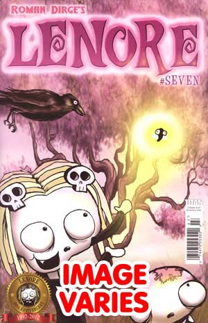 DO NOT USE (DUP) Lenore Vol 2 #7 (Filled Randomly With 1 Of 2 Covers)