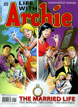 Life With Archie Vol 2 #25 Regular Norm Breyfogle Cover