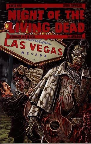Night Of The Living Dead Aftermath #2 Reg Cvr