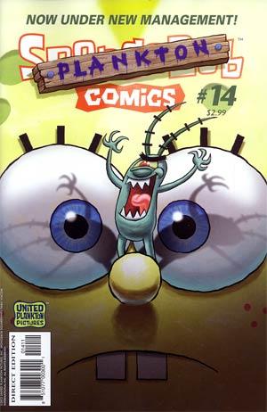 SpongeBob Comics #14