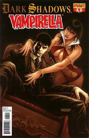 Dark Shadows Vampirella #4