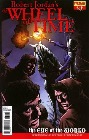 Robert Jordans Wheel Of Time Eye Of The World #31