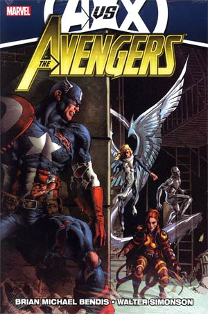 Avengers By Brian Michael Bendis Vol 4 HC