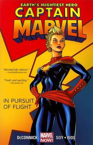 Captain Marvel (2012) Vol 1 In Pursuit Of Flight TP
