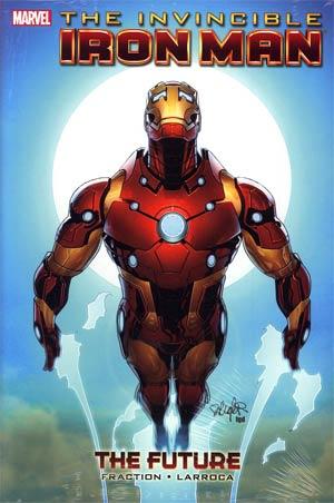 Invincible Iron Man (2008) Vol 11 The Future HC