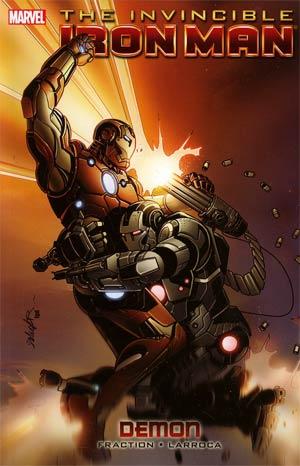 Invincible Iron Man (2008) Vol 9 Demon TP