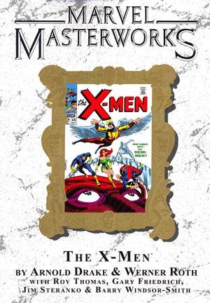 Marvel Masterworks X-Men Vol 5 TP Direct Market Edition