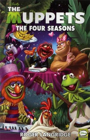 Muppets Four Seasons TP