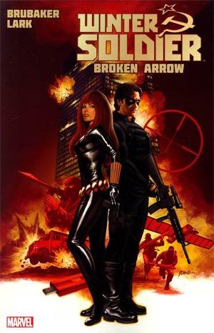 Winter Soldier Vol 2 Broken Arrow TP