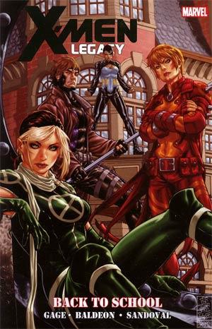 X-Men Legacy Vol 10 Back To School TP