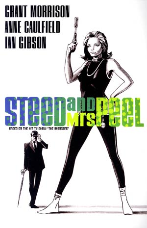 Steed And Mrs Peel Golden Game TP