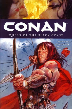 Conan Vol 13 Queen Of The Black Coast HC