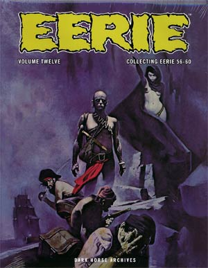Eerie Archives Vol 12 HC
