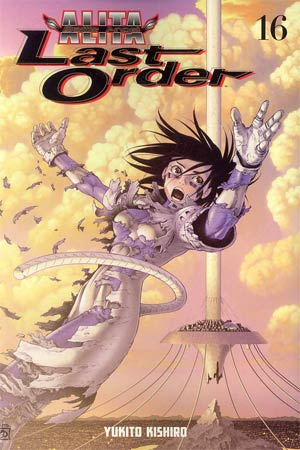 Battle Angel Alita Last Order Vol 16 TP