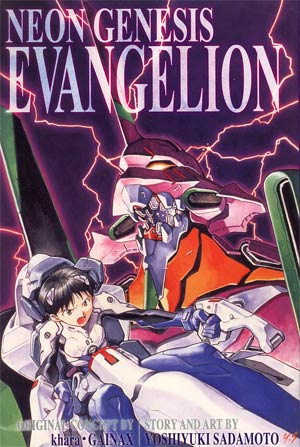 Neon Genesis Evangelion 3-In-1 Edition Vol 1 TP