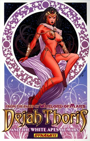Dejah Thoris And The White Apes Of Mars Vol 1 TP