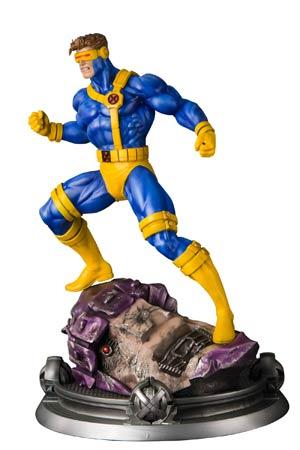 X-Men Danger Room Sessions Cyclops Fine Art Statue