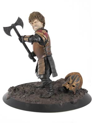 Game Of Thrones Tyrion Statue