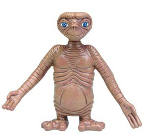 E.T. Bendable Figure