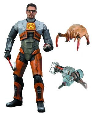 Half-Life 2 Gordon Freeman 7-Inch Action Figure