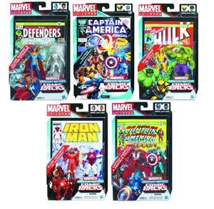 Marvel Comic Action Figure 2-Pack Assortment Case 201202
