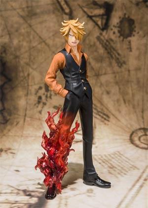 One Piece Figuarts ZERO - Battle Version - Sanji Figure