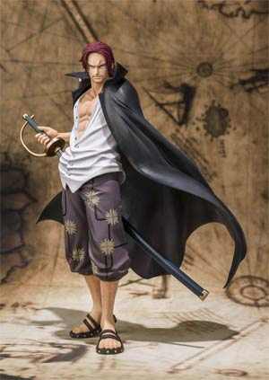 One Piece Figuarts ZERO - Shanks (Red-Haired Pirates) Figure