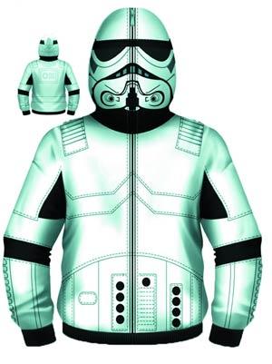 Star Wars Im A Trooper Costume Hoodie Medium