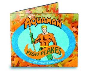 DC Heroes Mighty Wallet - Aquaman