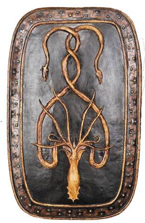 Game Of Thrones Shield Pin - Greyjoy