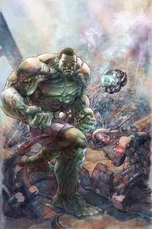 Indestructible Hulk Marvel Now By Leinil Francis Yu Poster