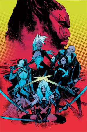 Uncanny X-Force Marvel Now Poster
