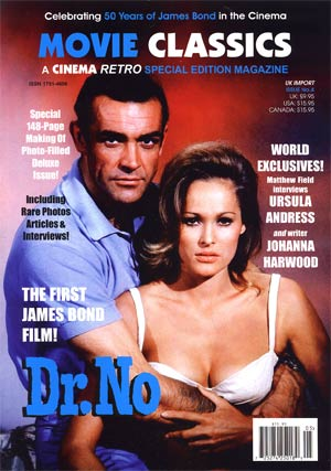 Cinema Retro Classics #4 Dr No