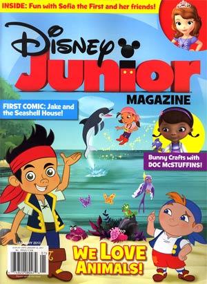 Disney Junior Magazine #10