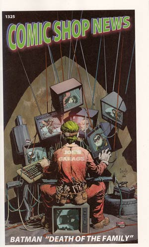 Comic Shop News #1325 - FREE - Limit 1 Per Customer