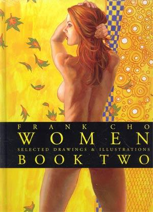 Frank Cho Women Selected Drawings & Illustrations Vol 2 HC