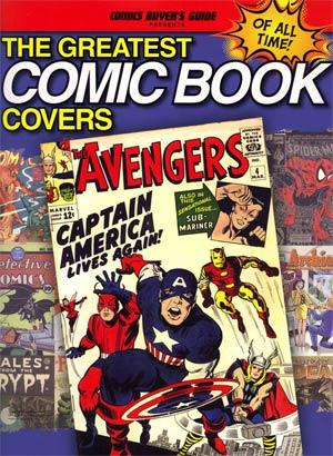Greatest Comic Book Covers Of All Time TP