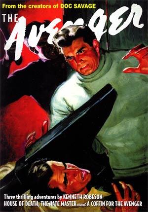 Avenger Double Novel Vol 8