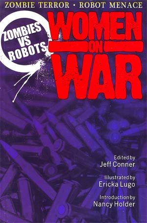 Zombies vs Robots Women On War Prose SC
