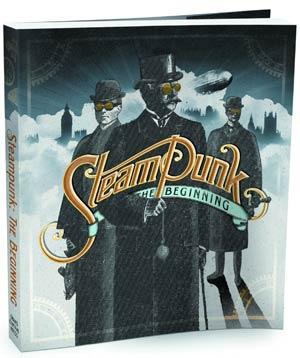 Steampunk The Beginning SC