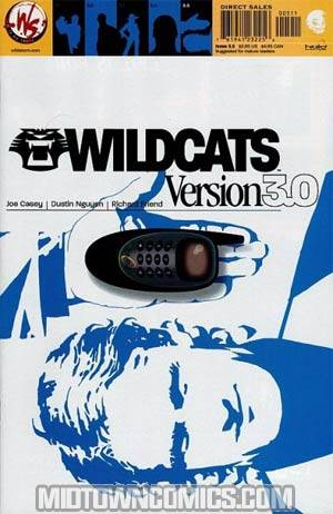 Wildcats Vol 3 (Version 3.0) #5