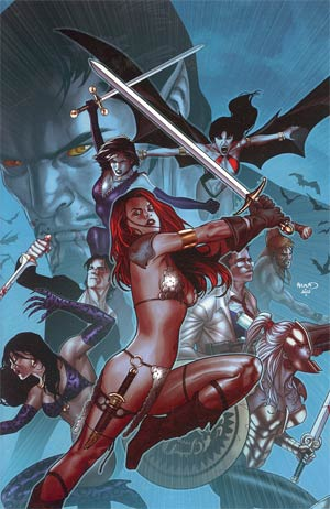Prophecy #3 Incentive Paul Renaud Virgin Cover