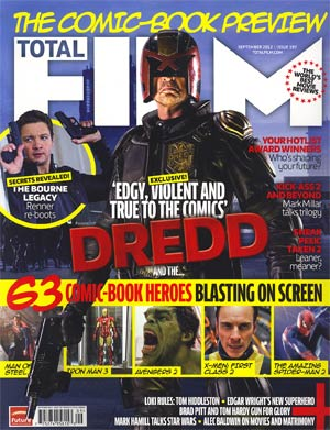 Total Film UK #197 Sep 2012