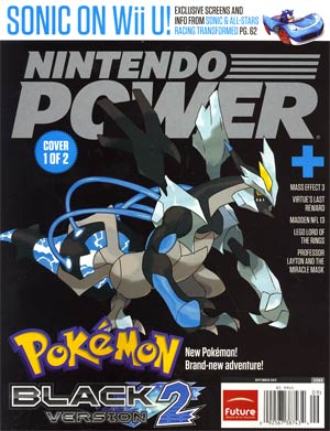 Nintendo Power #282 Sep 2012