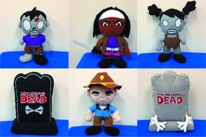 Walking Dead Plush - Michonne
