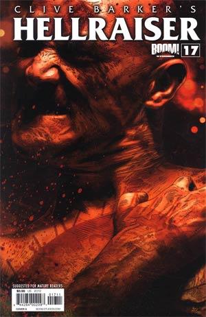 Clive Barkers Hellraiser Vol 2 #17 Regular Cover A Tim Bradstreet