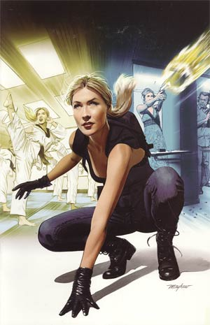 Jennifer Blood First Blood #1 Incentive Mike Mayhew Virgin Cover