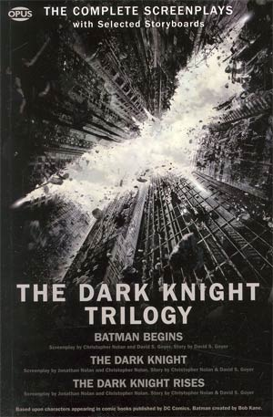 Dark Knight Trilogy Complete Screenplays With Storyboards TP